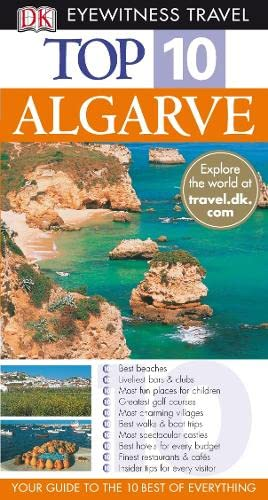 9781405319317: DK Eyewitness Top 10 Travel Guide: Algarve