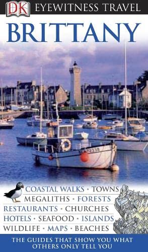 9781405319362: Brittany (DK Eyewitness Travel Guide)