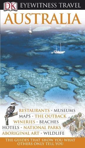 9781405319393: Australia (DK Eyewitness Travel Guide)