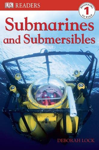 9781405319416: Submarines and Submersibles (DK Readers Level 1)