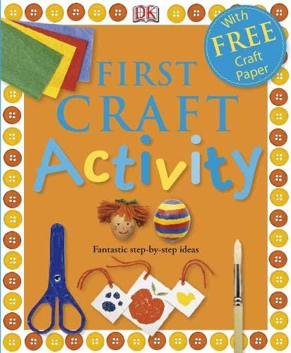 9781405319553: First Craft Activity Book