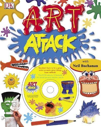 9781405319638: Art Attack