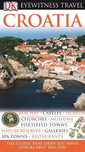 9781405319744: Croatia (DK Eyewitness Travel Guide)