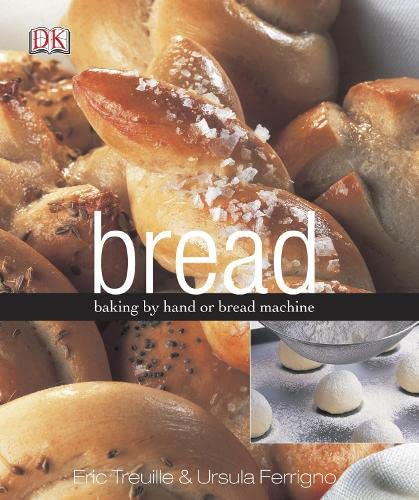 9781405319966: Bread: Baking by Hand or Bread Machine