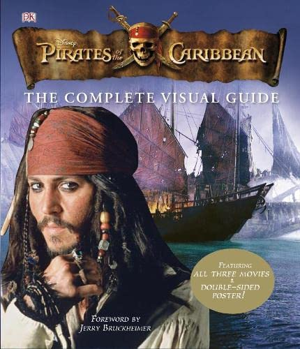 9781405320061: Pirates of the Caribbean Complete Visual Guide