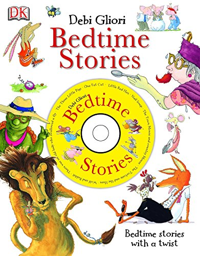 9781405320146: Bedtime Stories: Book and CD (Book & CD)