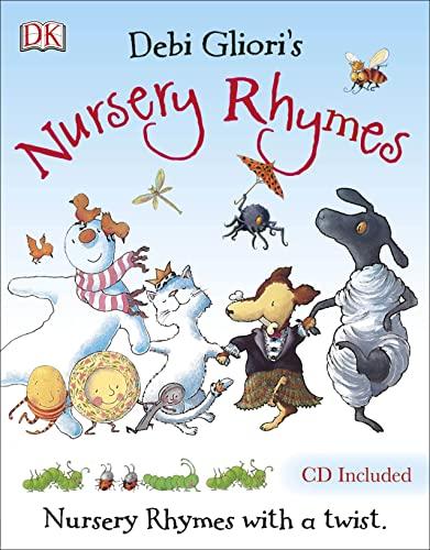 9781405320173 Nursery Rhymes Book Cd