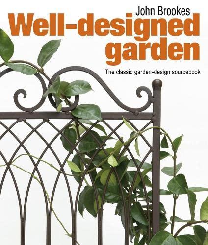 9781405320191: Well-designed Garden