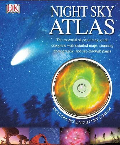Night Sky Atlas: with CD-ROM: LPP