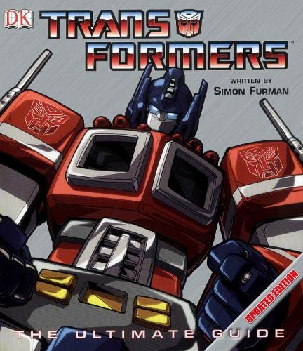 9781405320382: Transformers: The Ultimate Guide