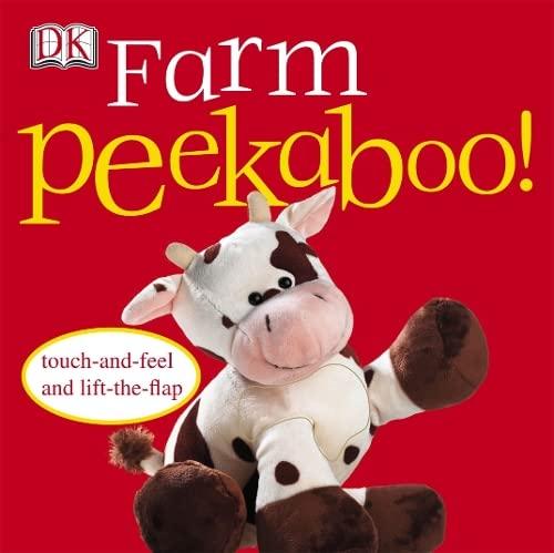 9781405320542: Farm Peekaboo!