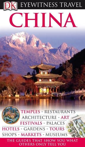 9781405320900: DK Eyewitness Travel Guide: China