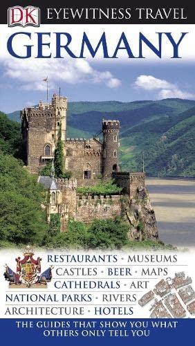 9781405320962: Germany (DK Eyewitness Travel Guide)