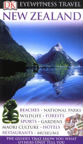 9781405321051: New Zealand (DK Eyewitness Travel Guide)