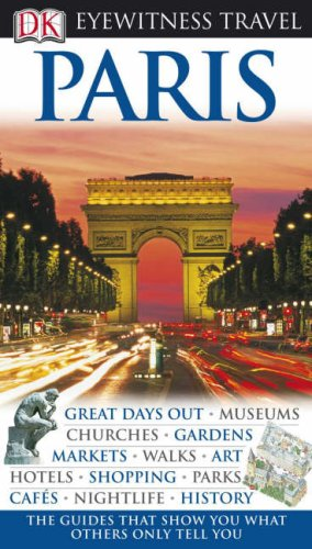 9781405321068: Paris (DK Eyewitness Travel Guide)