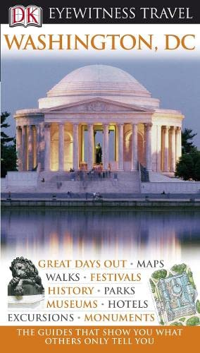 9781405321129: DK Eyewitness Travel Guide: Washington DC