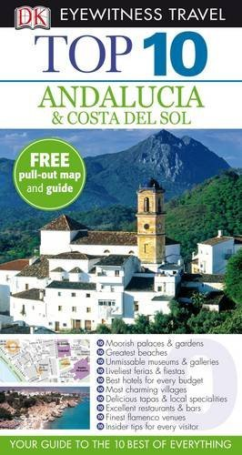 9781405321136: DK Eyewitness Top 10 Travel Guide: Andalucia & Costa Del Sol