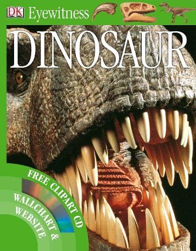 9781405321549: Dinosaur (Eyewitness)