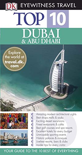 9781405321600: Dubai and Abu Dhabi (DK Eyewitness Top 10 Travel Guide)