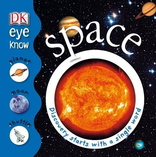 9781405321624: Space (DK Eye Know)