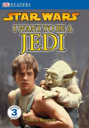 9781405321716: Star Wars I Want to Be a Jedi