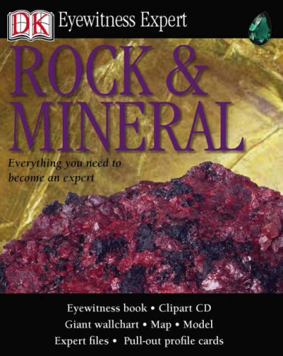 Rock and Mineral: Everything You Need to Become an Expert (Eyewitness Expert): Dorling Kindersley ...