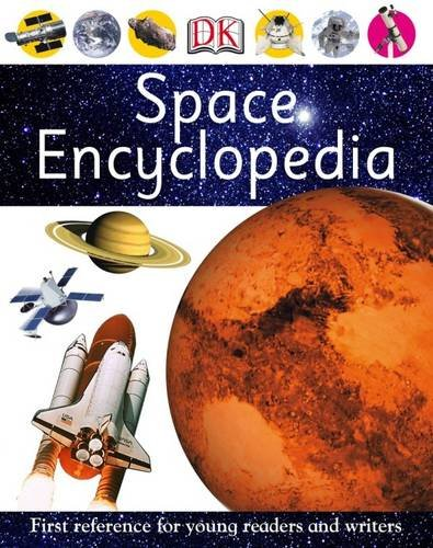 9781405321921: Space Encyclopedia (First Reference)