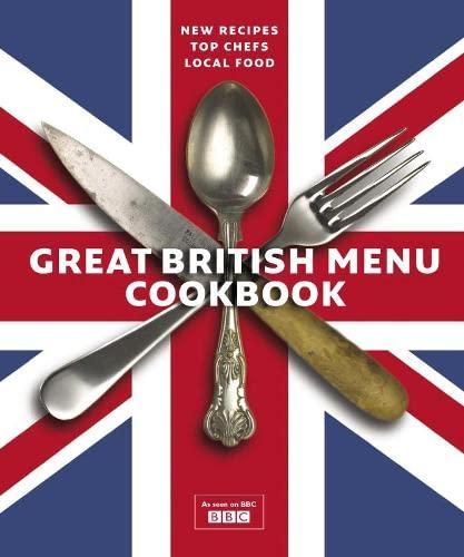 9781405322102: The Great British Menu Cookbook: Bk. 2