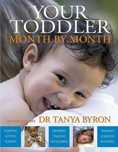 9781405322119: Your Toddler Month by Month