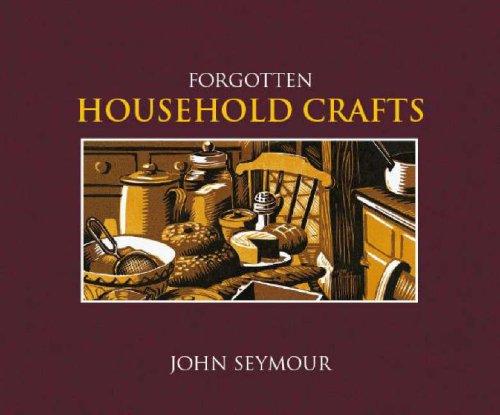 9781405322225: Forgotten Household Crafts