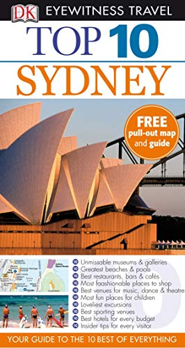 9781405323796: DK Eyewitness Top 10 Travel Guide: Sydney