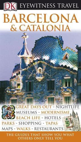 9781405326360: DK Eyewitness Travel Guide: Barcelona & Catalonia