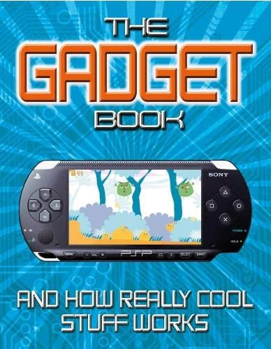 9781405326438: The Gadget Book: How Really Cool Stuff Works