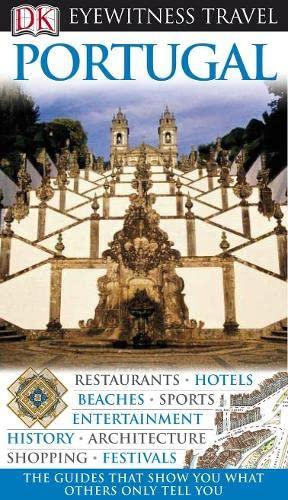 9781405326605: Portugal (DK Eyewitness Travel Guide)