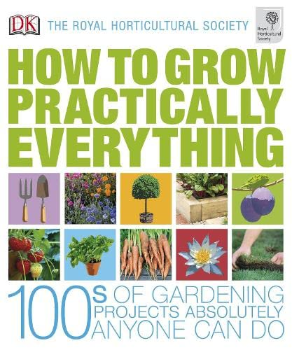 9781405327299: RHS How to Grow Practically Everything (Dk/Rhs)