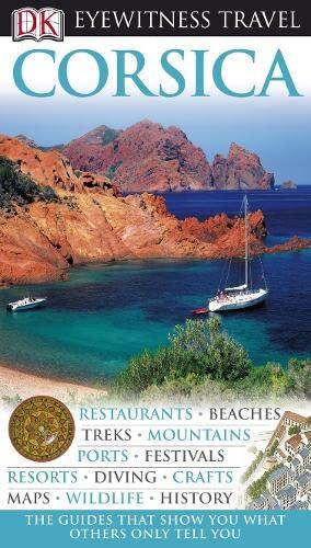 9781405327404: Corsica (DK Eyewitness Travel Guide)