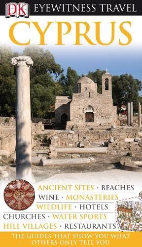 Cyprus (DK Eyewitness Travel Guide)