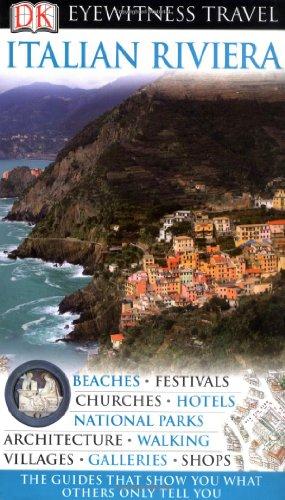9781405327480: DK Eyewitness Travel Guide: Italian Riviera