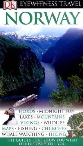 Norway (DK Eyewitness Travel Guide): Dorling Kindersley