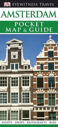 9781405327527: Amsterdam (DK Eyewitness Pocket Map and Guide)