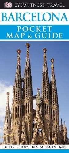 9781405327534: Barcelona (DK Eyewitness Pocket Map and Guide)