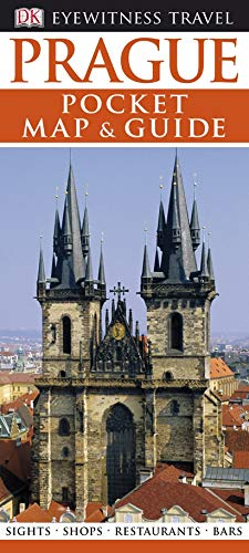 9781405327596: DK Eyewitness Pocket Map and Guide: Prague