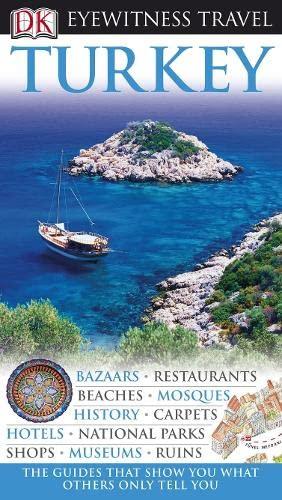 9781405327756: Turkey (DK Eyewitness Travel Guide)