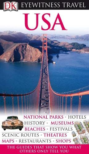 9781405327770: DK Eyewitness Travel Guide: USA