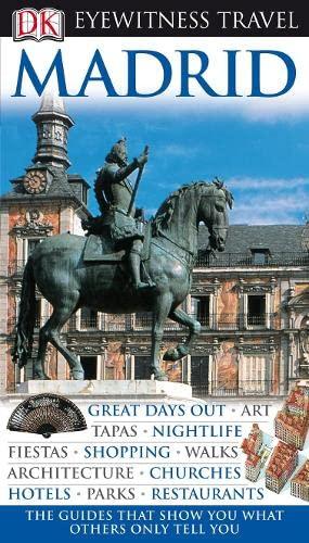 9781405328005: DK Eyewitness Travel Guide: Madrid