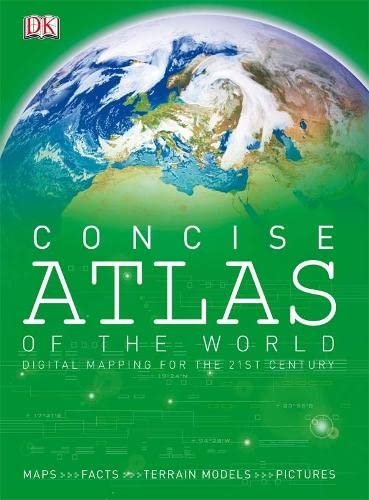 9781405328012: Concise Atlas of the World