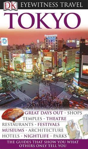 Tokyo Eyewitness Travel Guide (Eyewitness Travel Guides)