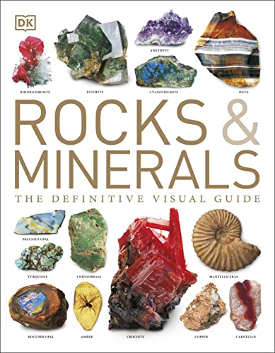 9781405328319: Rocks & Minerals: The Definitive Visual Guide (Dk)