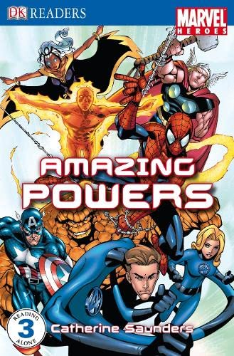 9781405328500: Marvel Heroes Amazing Powers