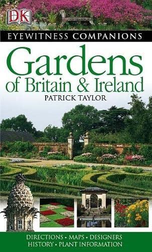 9781405328548: Gardens of Britain and Ireland (Eyewitness Companions)